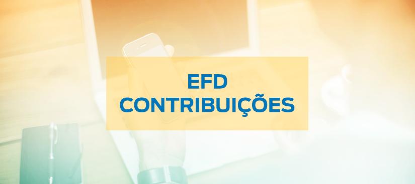 EFD-CONTRIBUICOES
