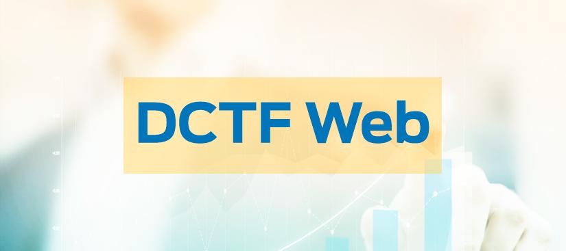 DCTF_Web