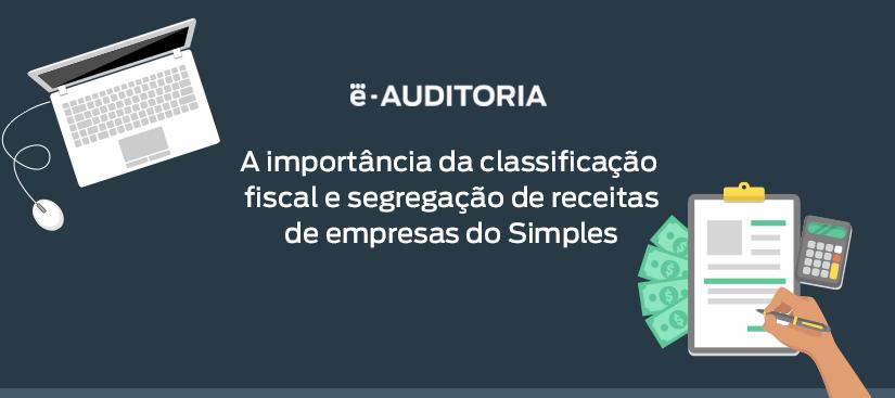 A importância da classificação fiscal e segregação de receitas de empresas do Simples